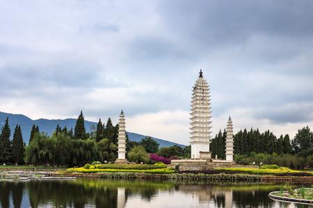 Foto de The White Pagoda - Imagen libre de derechos