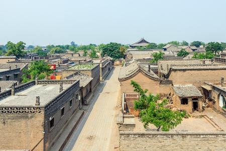 Foto de Pingyao ancient town scenery - Imagen libre de derechos