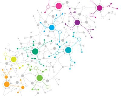 Foto de Abstract network design - Imagen libre de derechos