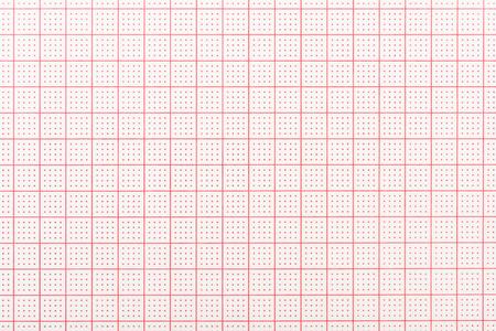 Foto de Blank Electrocardiogram Record Paper - Imagen libre de derechos