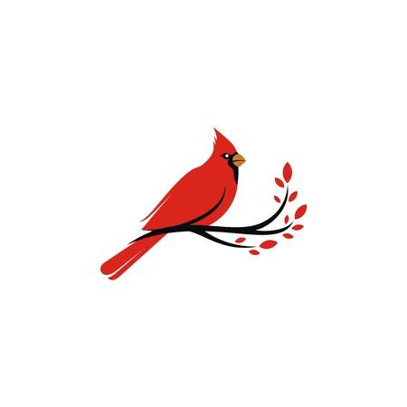 Illustration pour Cardinal  vector - image libre de droit