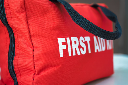 Foto de First Aid Kit - Imagen libre de derechos