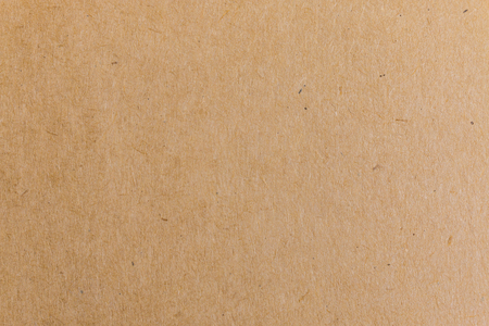 Photo for Brown cardboard texture background - Royalty Free Image