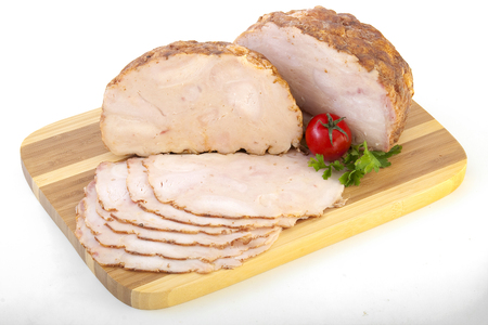 Photo for Sliced Cold Cut Meats - Royalty Free Image