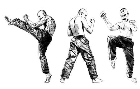 fighters trio