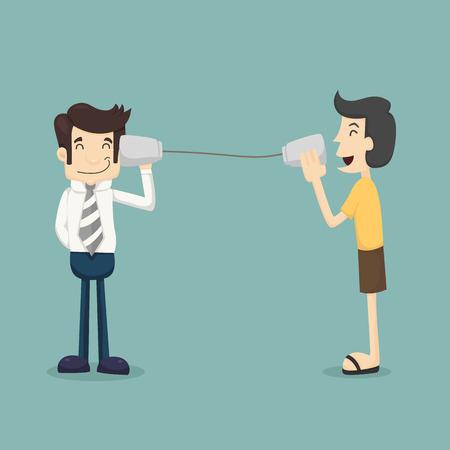 Illustration pour Customer feedback    - image libre de droit