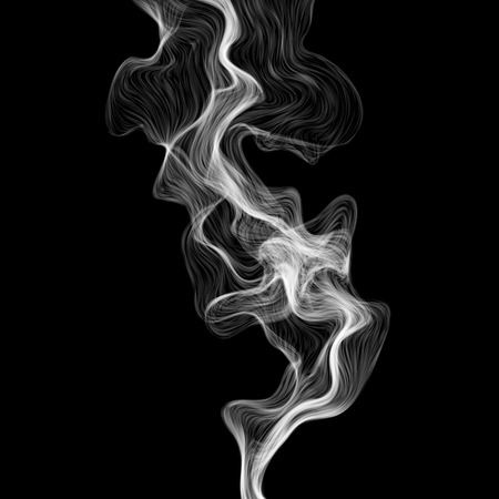 Ilustración de Vector abstract smoke background - Imagen libre de derechos