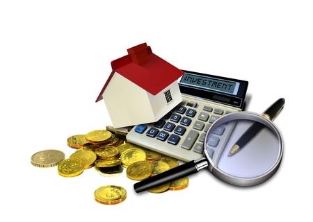 Photo pour Property investment - image libre de droit