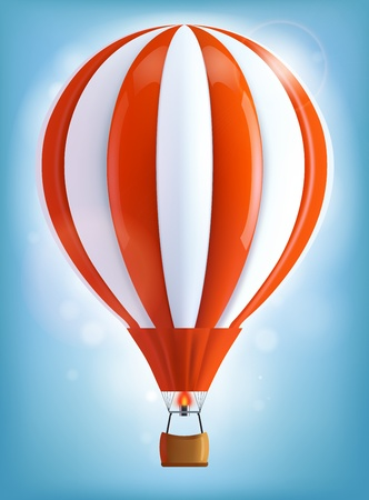 Photo for Hot air balloon - Royalty Free Image