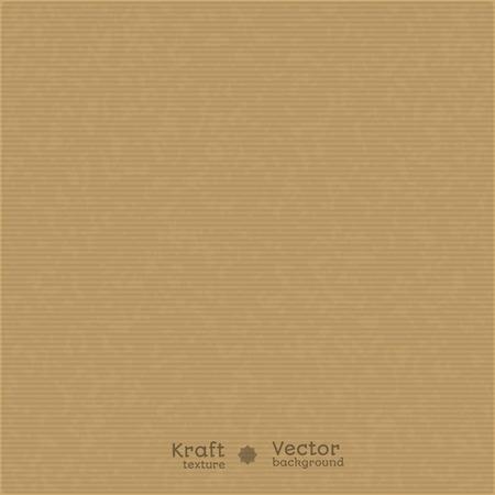 Ilustración de Kraft paper texture background. Use for your design. presentations, etc. - Imagen libre de derechos
