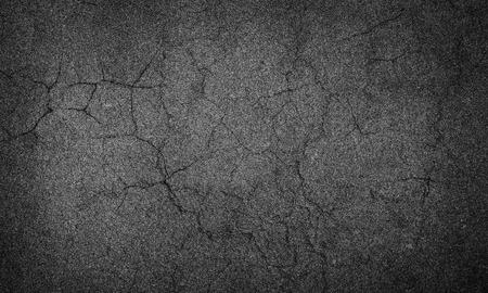 Photo pour asphalt crack - image libre de droit