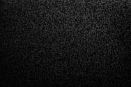 Photo pour Luxury black leather texture background - image libre de droit