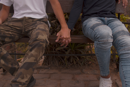 Foto de love is love - Imagen libre de derechos