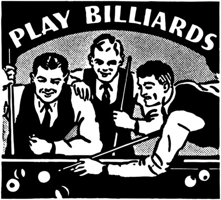 Play Billiards