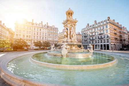 Foto de Lyon city in France - Imagen libre de derechos