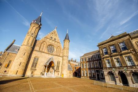 Photo pour Haag city in Netherland - image libre de droit