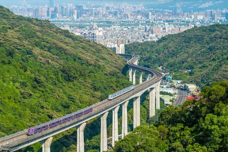 Photo pour Taoyuan International Airport MRT - image libre de droit