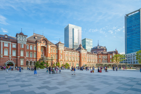 Foto de tokyo station - Imagen libre de derechos
