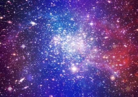 Far away galaxy