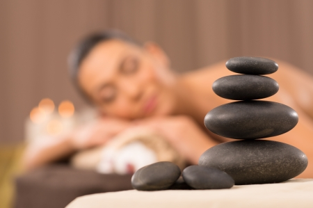 Stone Massage Set