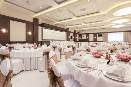 Photo for Banquet hall - Royalty Free Image