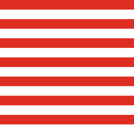 Ilustración de Patriotic USA seamless pattern. American flag symbols and colors. Background for 4th july USA independence day. Red and white stripes. - Imagen libre de derechos