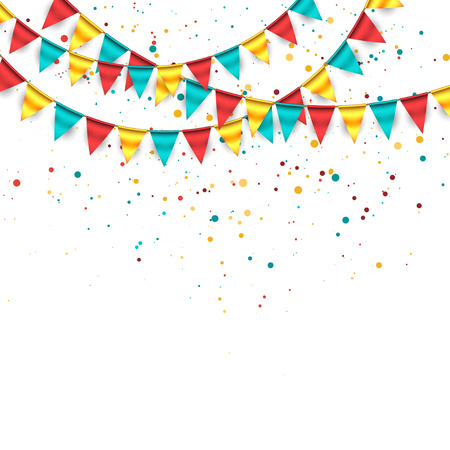 Illustration for Celebration Background - Royalty Free Image