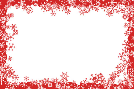 Illustration for Christmas Frame - Royalty Free Image