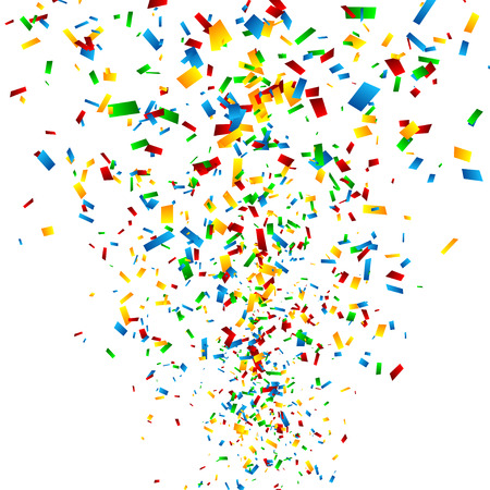 Illustration pour Abstract Happy Birthday Background - image libre de droit
