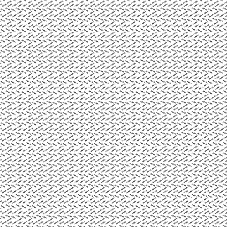 Illustration for Repeated Lines Pattern Banner  Illustration - Royalty Free Image