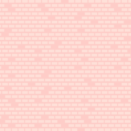 Ilustración de Brick Wall Pink Background Wallpaper Design Vector - Imagen libre de derechos