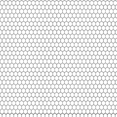 Illustration pour Black lace mesh for design. Seamless pattern. - image libre de droit