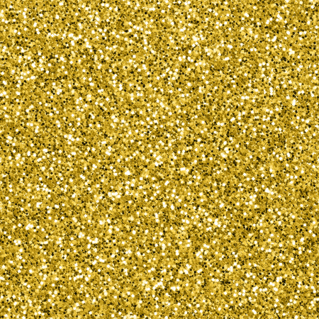 Photo pour Seamless gold glitter textured background - image libre de droit
