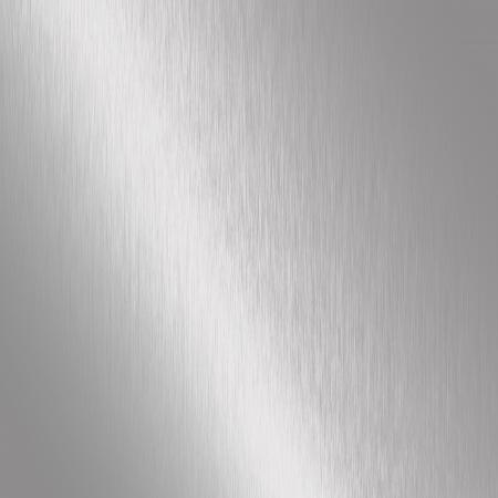 Foto de silver metal texture gray background and beam of light - Imagen libre de derechos