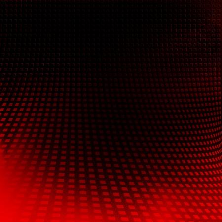 Foto de black background and red abstract texture grid pattern - Imagen libre de derechos