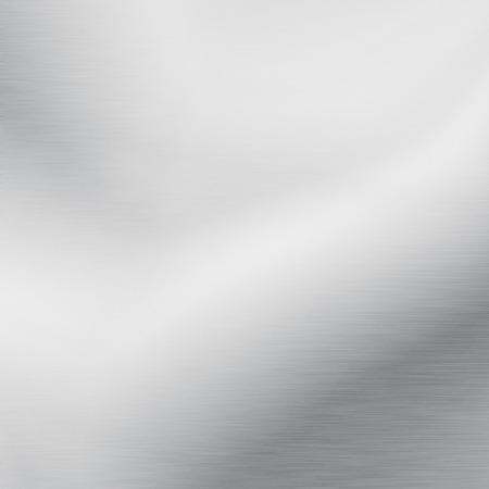 Photo pour white board background chrome metal texture - image libre de droit