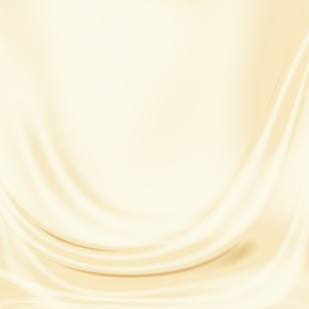 Photo for beige cream abstract background smooth wave pattern, may use to white chocolate or coffee advertising - Royalty Free Image