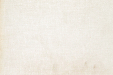 Photo for white paper background beige linen texture knit grid pattern - Royalty Free Image