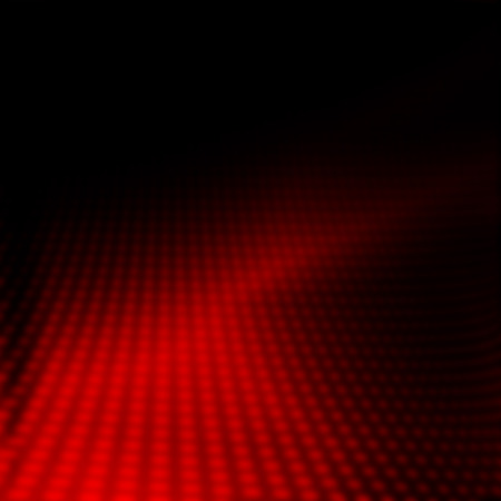 Foto per black and red abstract background texture blurred dot pattern - Immagine Royalty Free