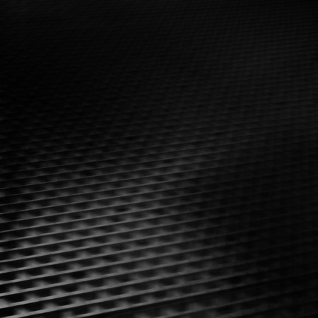 black abstract background modern graphic element metallic grid pattern, corporate background brochure template