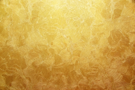 Photo for Gold background texture. Element of design. - Royalty Free Image
