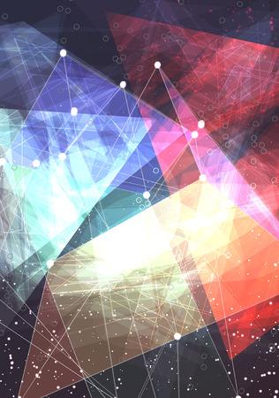 Illustration pour Night party Vector - image libre de droit