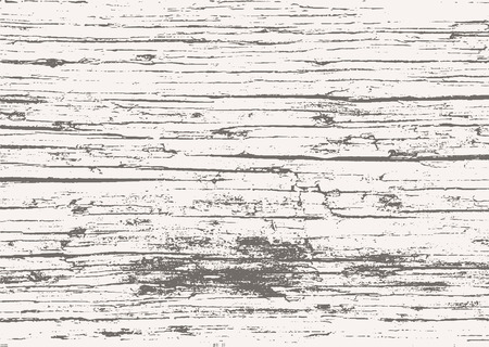 Illustration for Vintage old wood background. Vector. Template design - Royalty Free Image