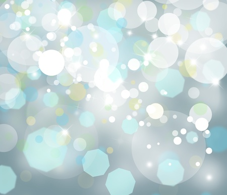 Photo pour Defocused glittering lights background. - image libre de droit