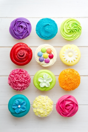 Photo for Cupcakes - Royalty Free Image