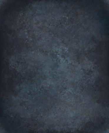 Photo pour Black grunge texture background. - image libre de droit