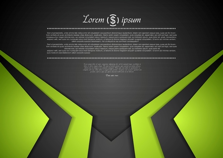 Foto de Vibrant corporate abstract background. - Imagen libre de derechos