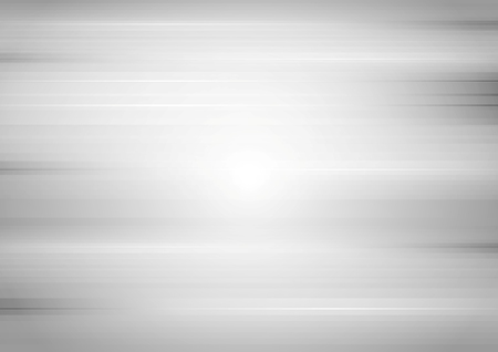 Illustration pour Abstract grey tech grunge stripes background. Vector gradient design - image libre de droit
