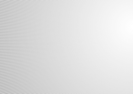 Illustration pour Light grey abstract lines tech background. Vector design - image libre de droit