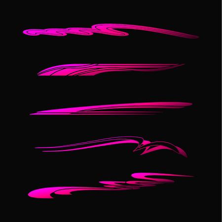 Foto de Car, Motorcycle Racing Vehicle Graphics, Vinyls & Decals - Imagen libre de derechos